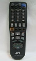 JVC RM-SXV521J *MISSING BATTERY COVER* DVD Player Remote XV421BK, XV521,... - $7.59