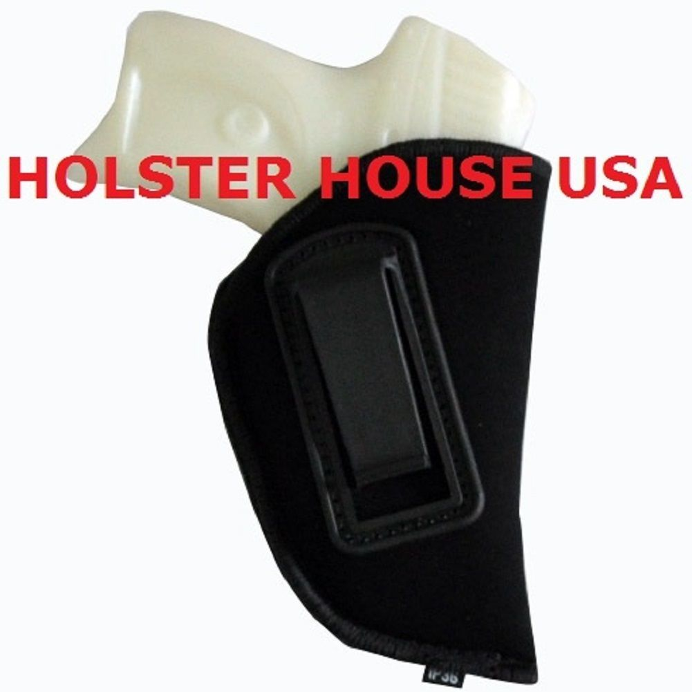 IWB Concealed Gun Holster, fits Charter Arms and 13 similar