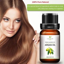 2018 Morocco Argan Essential Oil Hair Mask Care Keratin 100% Glycerol Nu... - $10.46