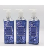 Bath & Body Works Black Tie Night Deep Cleansing Hand Soap, New, (Set of 3) - $23.59