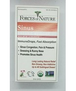 Sinus Maximum Strength 10 ml  by Forces of Nature Exp 04/23 - $16.62
