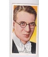 HENRY HALL 1935 ARDATH TOBACCO CIGARETTE CARD FILM, STAGE & RADIO STARS - $3.37