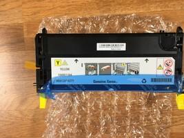 New No Box GENUINE Xerox High Capacity Yellow Toner 106R01394 - $183.15