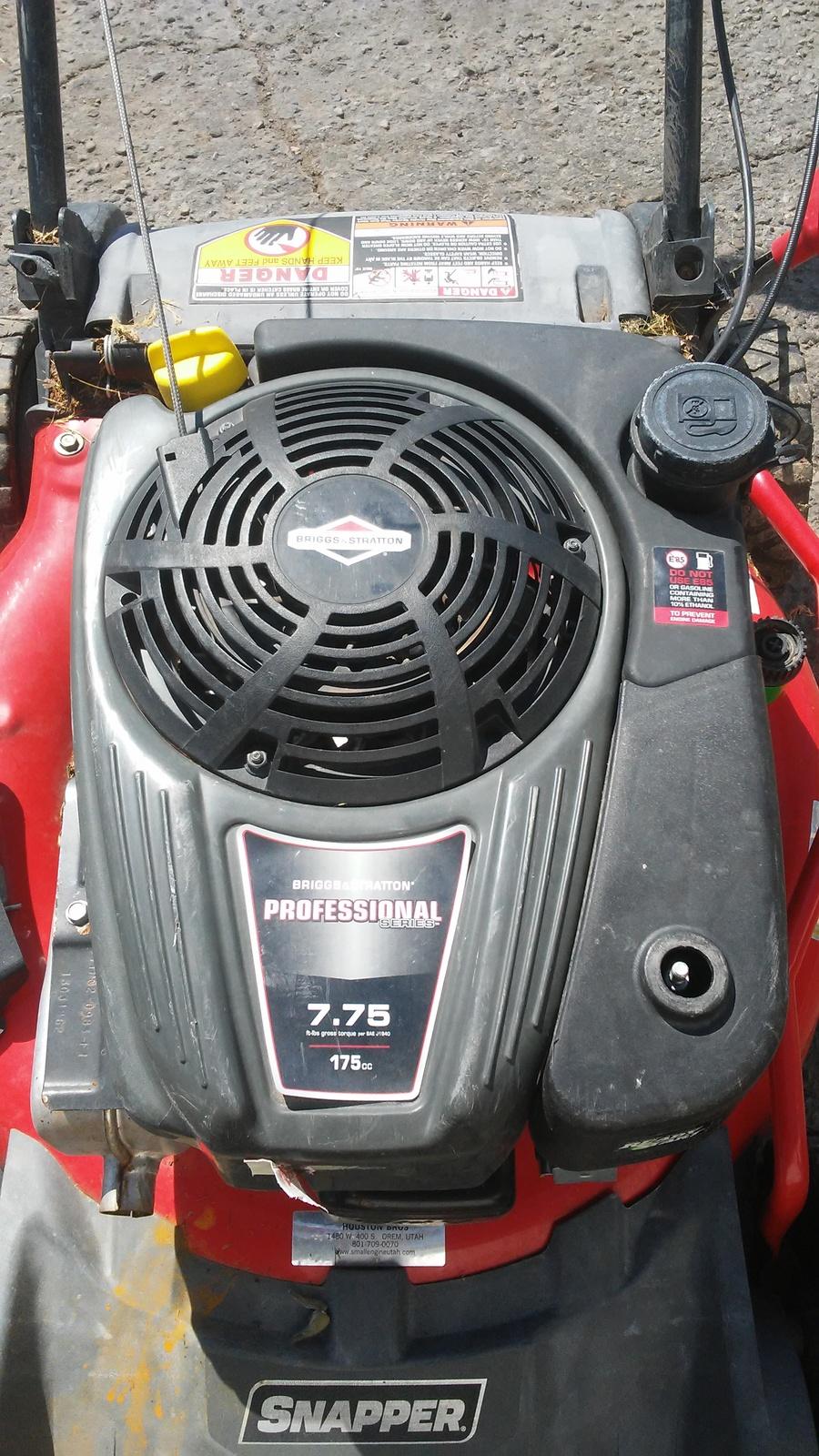 snapper lawn mower carburetor