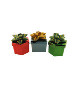 JEWELRY GIFT BOX  3 BOXES for $3.79 for RINGS,EARRINGS,CHARM....ON SALE - $3.71