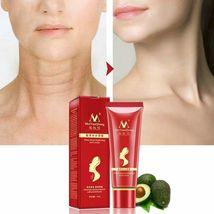 2pcs Shea Butter Neck Firming & Lifting Anti Wrinkle Cream Moisturizing ... - $14.99
