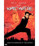 Romeo Must Die (DVD, 2000) - $7.00