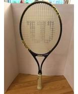Wilson Wide Body Wild Thing Tennis Racquet 4 1/2 L4 - $14.84