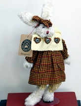 "Boyds Bears ""Frangelica"" 12"" Plush Hare - #9109-10- NWT- 1996- Retired - $14.99"