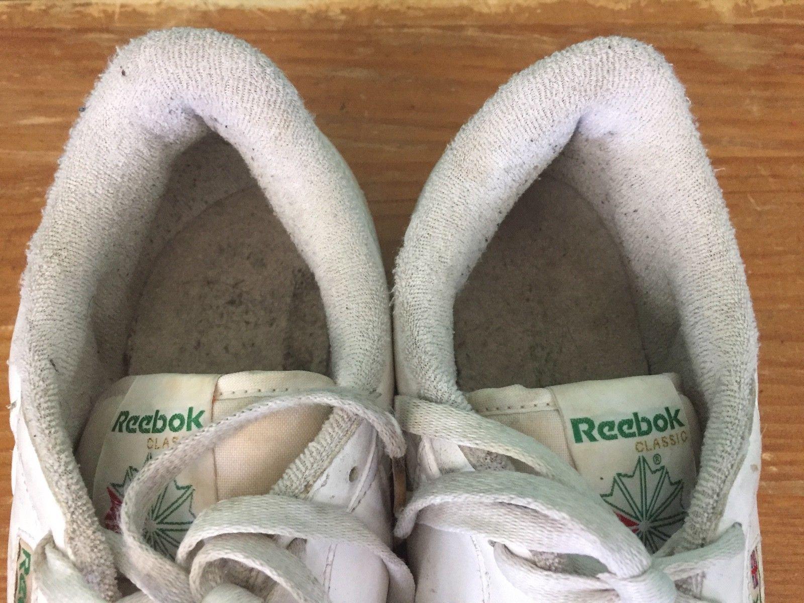 2d4501625e4e62 Reebok Men s Classics Club C 85 Shoes - Size 14 - Vintage Color Chalk Glen