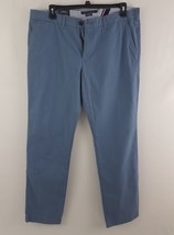 Tommyy Hilfiger Men's Custom Fit Chinos Fleet Blue 38x34 - $27.99