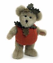 "Boyds Bears ""Punkin B. Beary""  8"" Plush Bear* #904153 -NWT- 2003-  Retired - $19.99"