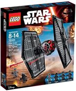 LEGO Star Wars 75101 First Order Special Forces TIE Fighter [New] Buildi... - $85.44