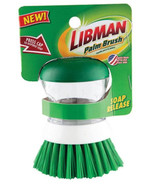 Libman Dishwashing Palm Brush With Soap Release - $6.95