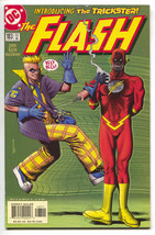 Flash 183 2nd Series DC 2002 NM 1st Trickster Axel Walker CW TV Brian Bo... - $12.87