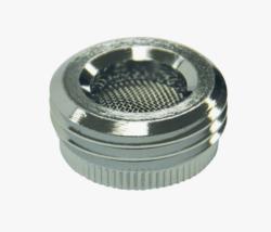 "New!! Danco Chrome Female/Male 55/64""F 3/4""M Garden Hose Aerator Adapter... - $8.99"