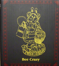 "Boyds Bearstone""Bee Crazy"" Longaberger Exclusive #2277975LB- NIB- 2007 - $29.99"