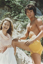 Patrick Duffy and Belinda Montgomery in The Man from Atlantis 18x24 Poster - $23.99