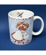Lang And Wise 1997 Special Friends Coffee Cup Mug Sherri Buck Baldwin SBB6 - $10.99