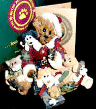 "Boyds Bearstone ""Kringle and Company""  #2283 -NIB- 1996- Retired - $12.99"
