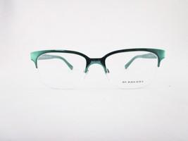 Burberry B1253 1177 Optical Frame Metallic Green Eyeglasses - $65.25