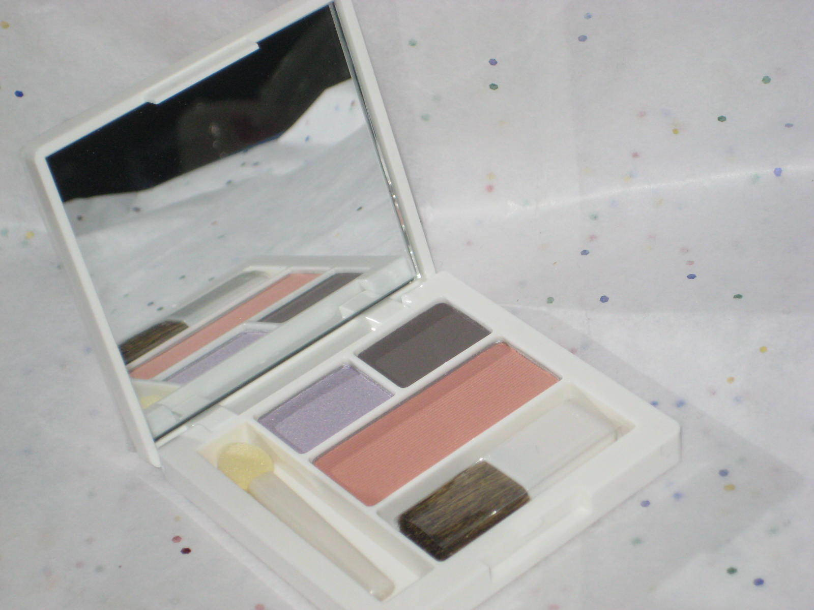 Primary image for Clinique Colour Surge Eye Shadow in Blackberry Frost and Slate with Pink Blush