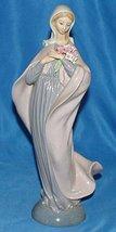 Lladro Figurine, 5171 Madonna with Flowers - $181.30