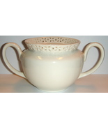 Ivory Colored Porcelain Sugar Bowl by L. Godinger & Co. - $9.00