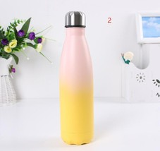 Rainbow Cola Bottle Thermos - $14.13