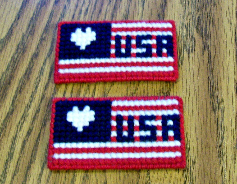 Usa red magnet  1
