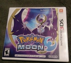 Pokémon Moon -  (Nintendo 3DS  2016) - $14.85
