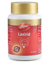 Dabur Laxirid Tablets - Ayurvedic Medicine for Constipation - 60 Tablets - $15.99+