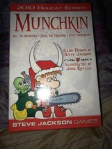 Steve Jackson Games Munchkin 2010 Holiday Edition Complete Game Coins - $37.40