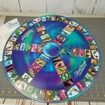 Trivial Pursuit Game Board & Instructions ONLY - Millennium Edition 1998 - $10.95