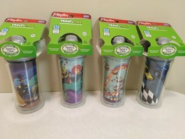 Playtex Travel Time Assorted Twist'n Click Spill Proof Cup - BPA Free - $6.99
