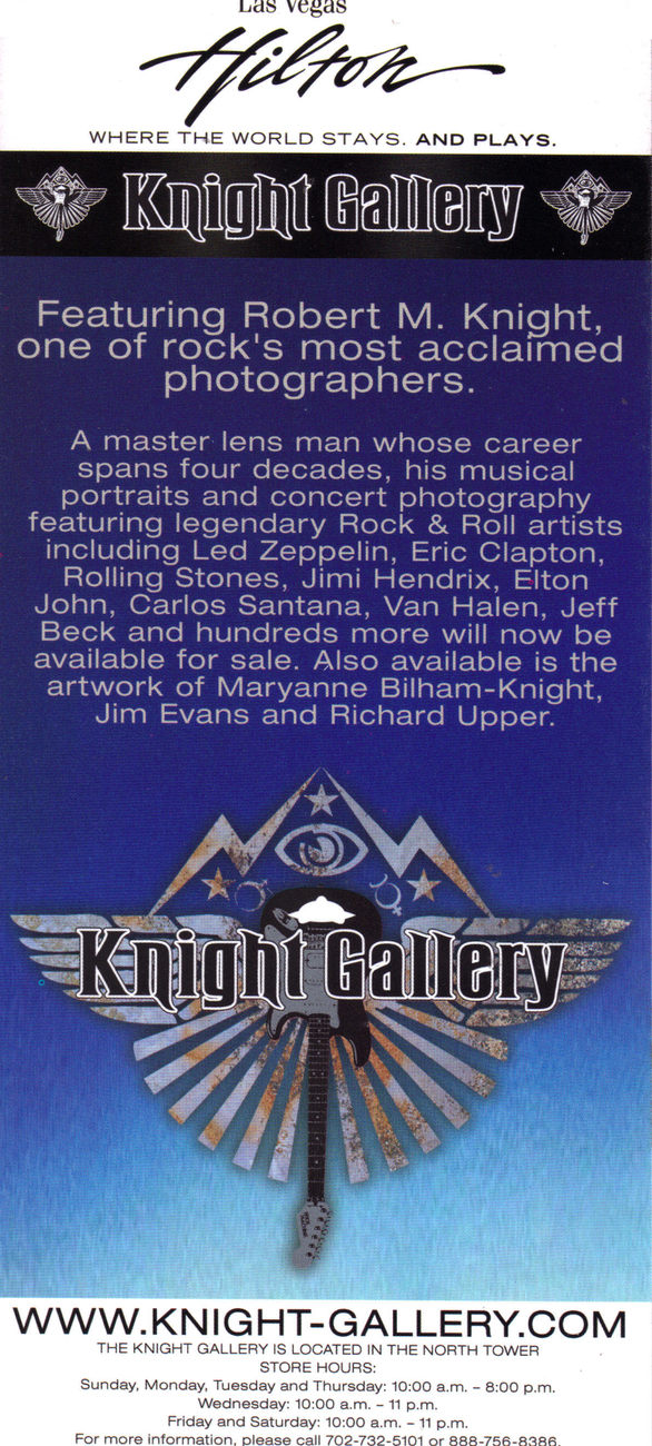 ROBERT M. KNIGHT @ KNIGHT GALLERY Limited Edition Prints @ H