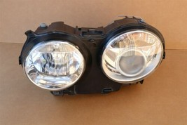 04-07 Jaguar XJ8 XJR VDP Headlight Lamp HID Xenon Driver Left LH - POLISHED image 1