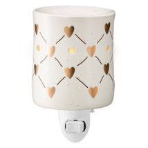 Scentsy Mini Warmer (new) LOVE CONNECTION - $24.61