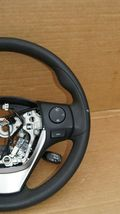 14-16 Toyota Corolla SRS Steering Wheel W/ BT Tel Radio Cruise Controls image 2