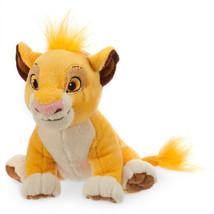 Disney The Lion King Simba Mini Bean Bag Plush New with Tags - $13.21