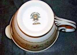 Cream Noritake China 5032 Colby AA19-1678  Vintage image 5