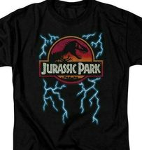 Jurassic Park t-shirt 90's Sci-fi action movie franchise graphic tee UNI1061 image 3