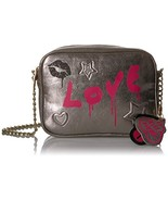 Betsey Johnson Thing Called Love Satchel - $86.24