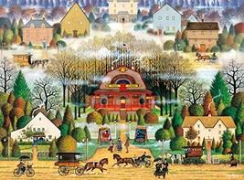 Buffalo Games - Charles Wysocki - Melodrama in the Mist - 1000 Piece Jigsaw Puzz - $17.15