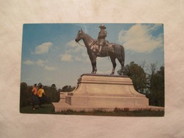 Postcard General Ulysses S Grant Vicksburg National Military Park Missis... - $5.99