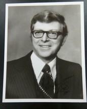 Senator Pete Domenici Autograph - Signed & Inscribed Vintage 8x10 B/W photo - $34.65