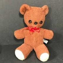 Knickerbocker Kuddles teddy bear stuffed Animals of Distinction 1960s Vintage - $49.87