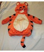 Nuevo Disney Bebé Tigger Disfraz 3-6 Meses Winnie The Pooh Christopher R... - $24.69
