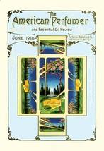 American Perfumer and Essential Oil Review, June 1910 - Art Print - $19.99+