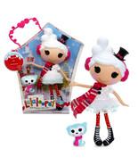 "NEW HOT Lalaloopsy 12"" Tall Button Rag Doll  Winter Snowflake+Siberian H... - $82.99"